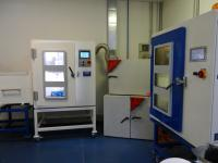 Laboratory for vacuum casting