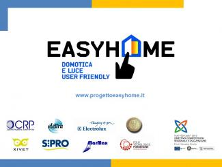 Easyhome project: logo and partners